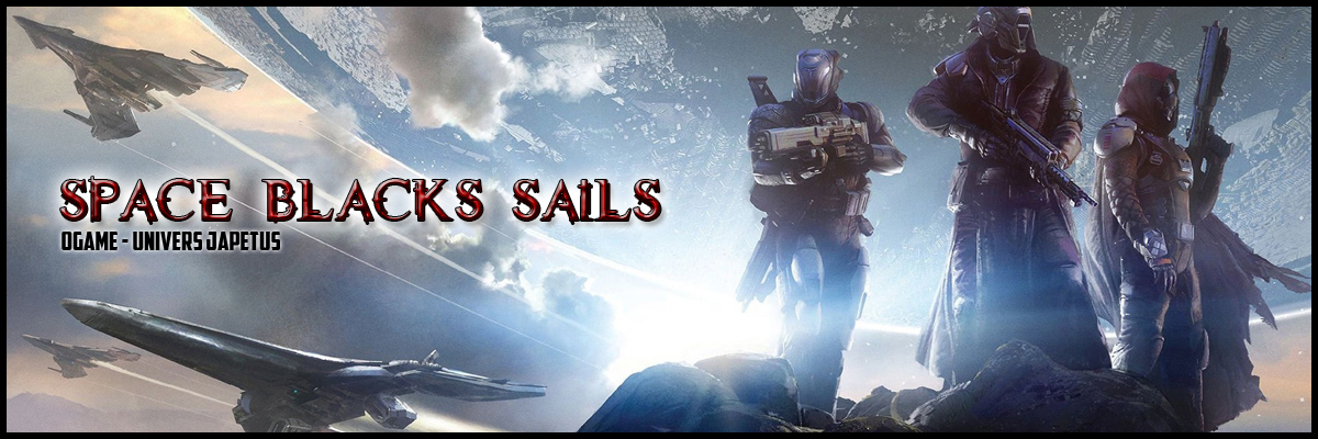 space blacks sails Index du Forum