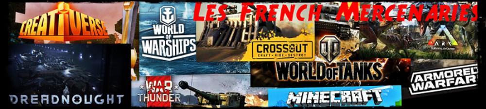 French Mercenaries Index du Forum