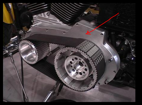 Primaire A C on Sportster Stator