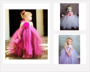 Fabriquer une robe de princesse pour petite fille