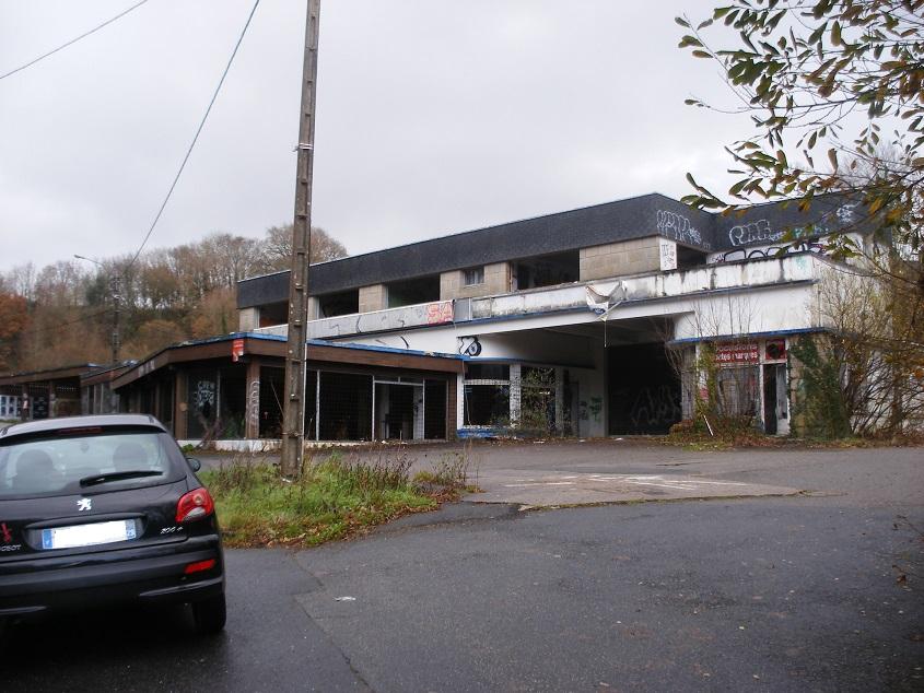 La deuxi me vie de simca 1970 1986 les anciens for Garage ford finistere