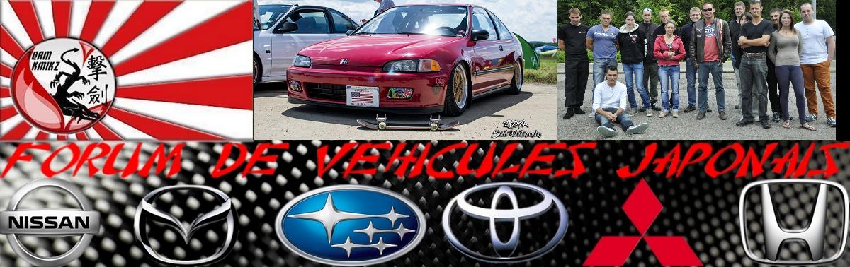 Team-Kmikz Japan Drive Forum Index