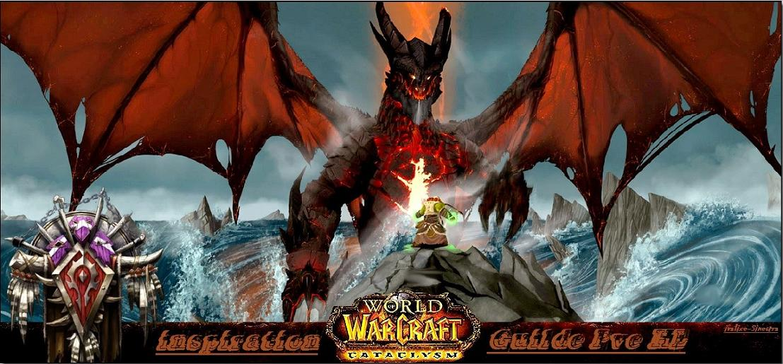 TÉLÉCHARGER WORLD OF WARCRAFT CATACLYSM IVALICE