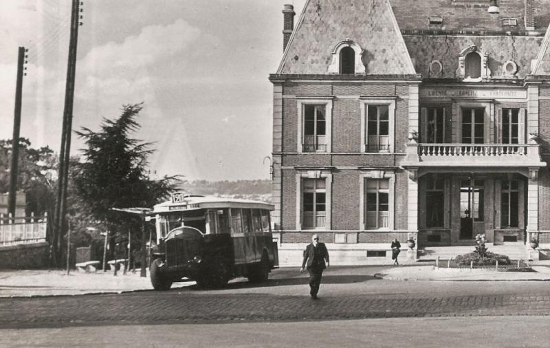 les renault d 39 avant guerre les bus parisiens. Black Bedroom Furniture Sets. Home Design Ideas