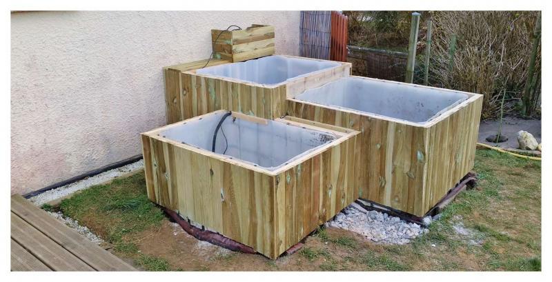 bac a poisson jardin bassin de jardin bac bassin de. Black Bedroom Furniture Sets. Home Design Ideas