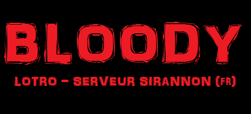 Bloody Index du Forum
