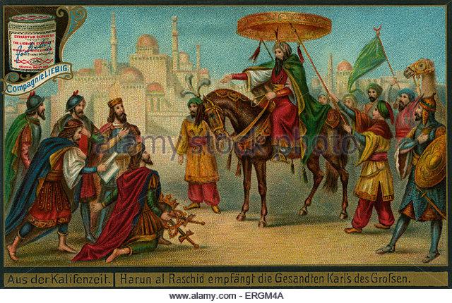 Une petite histoire par jour (La France Pittoresque) - Page 5 Harun-al-rashid-r...n-ergm4a-542de8c