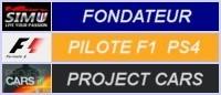 Fondateur + F1PS4 + PC