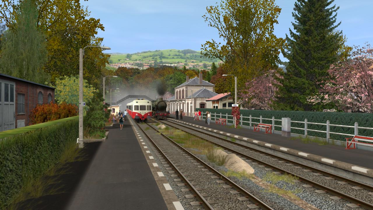 Forum TrainsFrançais • Un peu de screens Trainz : Simulation