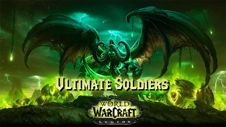 Ultimate Soldiers Index du Forum