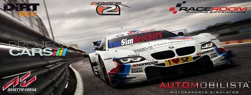 The SimBrothers Racing Team :: Télémétrie dans Automobilista (idem