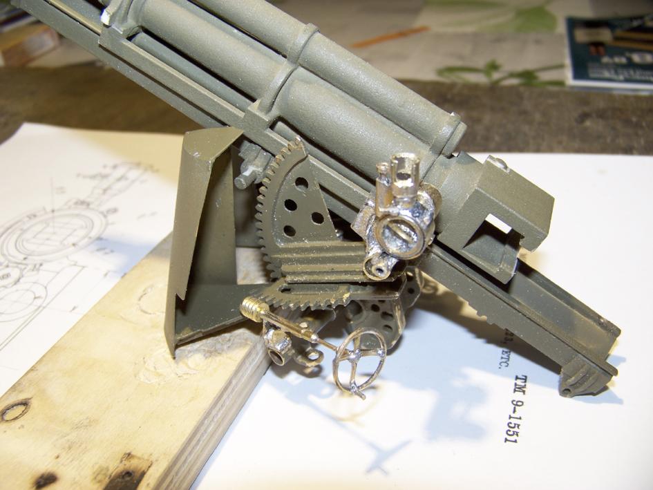 "M7 B1 105 Howitzer Gun Motor Carriage ""Priest"" - Heng Long - 1/16e - Page 2 103_3971-4ddb153"
