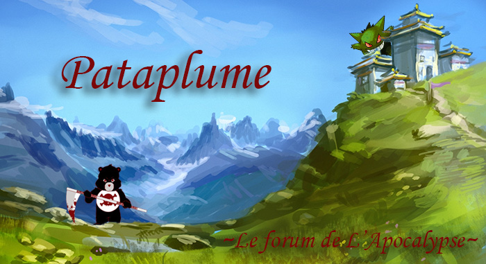 Pataplume Index du Forum