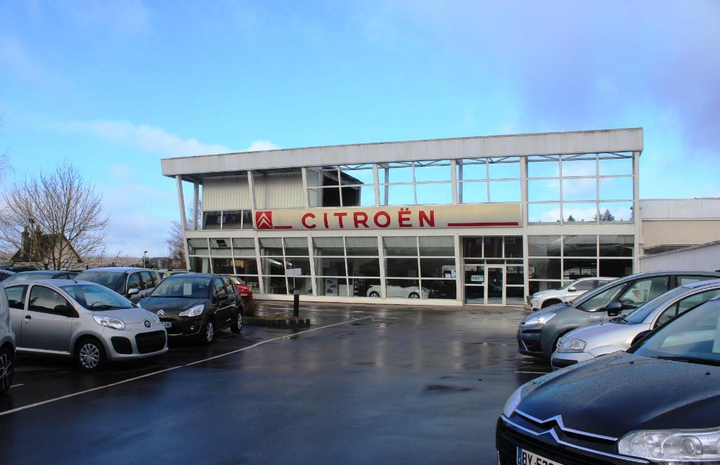Citrowest les chevrons bretons garages concessions et for Garage volkswagen st nazaire