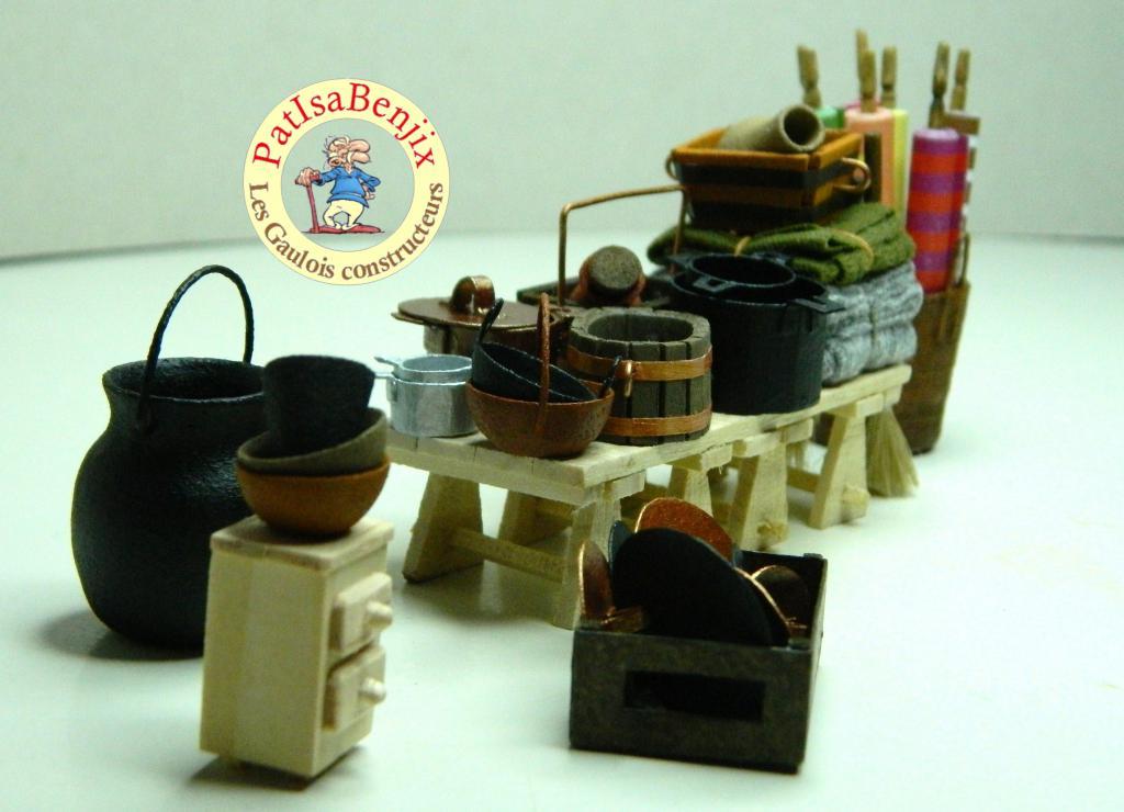 Le Village d'Astérix le Gaulois en maquette au 1/40 - Page 16 Dscn9920-499279f