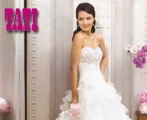 tati nancy robe de mariage - Tati Mariage Marseille