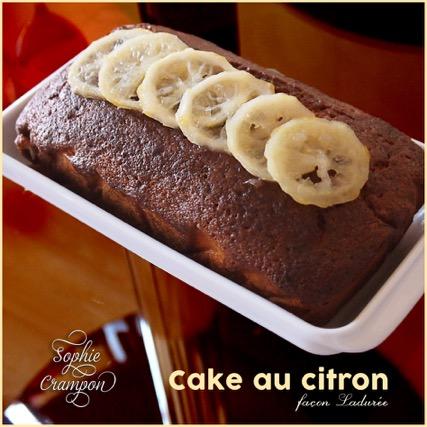Cake Au Citron Ladur Ef Bf Bde
