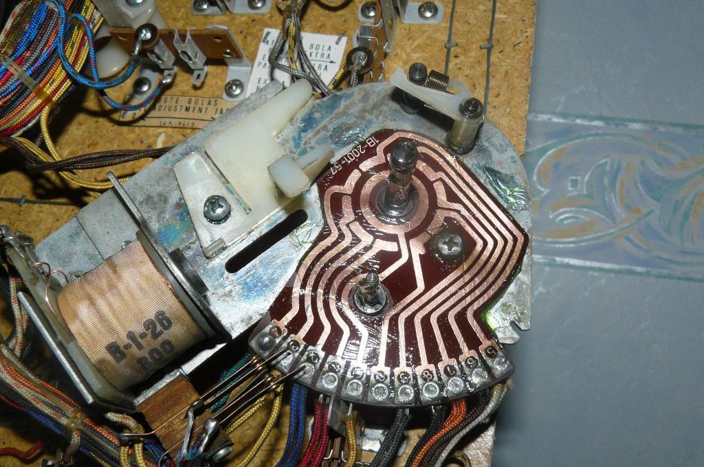 Retro flip restauration flipper sonic prospector - Nettoyer circuit imprime ...
