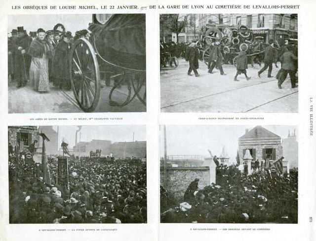 Une petite histoire par jour (La France Pittoresque) - Page 2 Funerailles_louise_michel-53be92b
