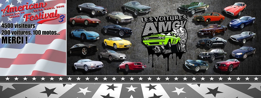 American Muscle Cars of Vendée Forum Index