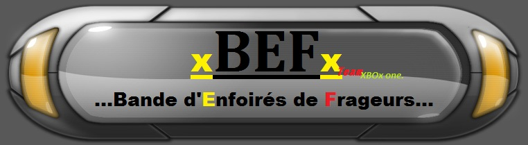 xbefx team xbox one Index du Forum