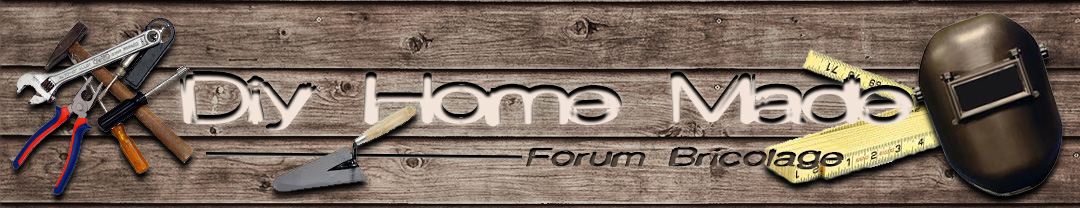 Diy HomeMade Index du Forum