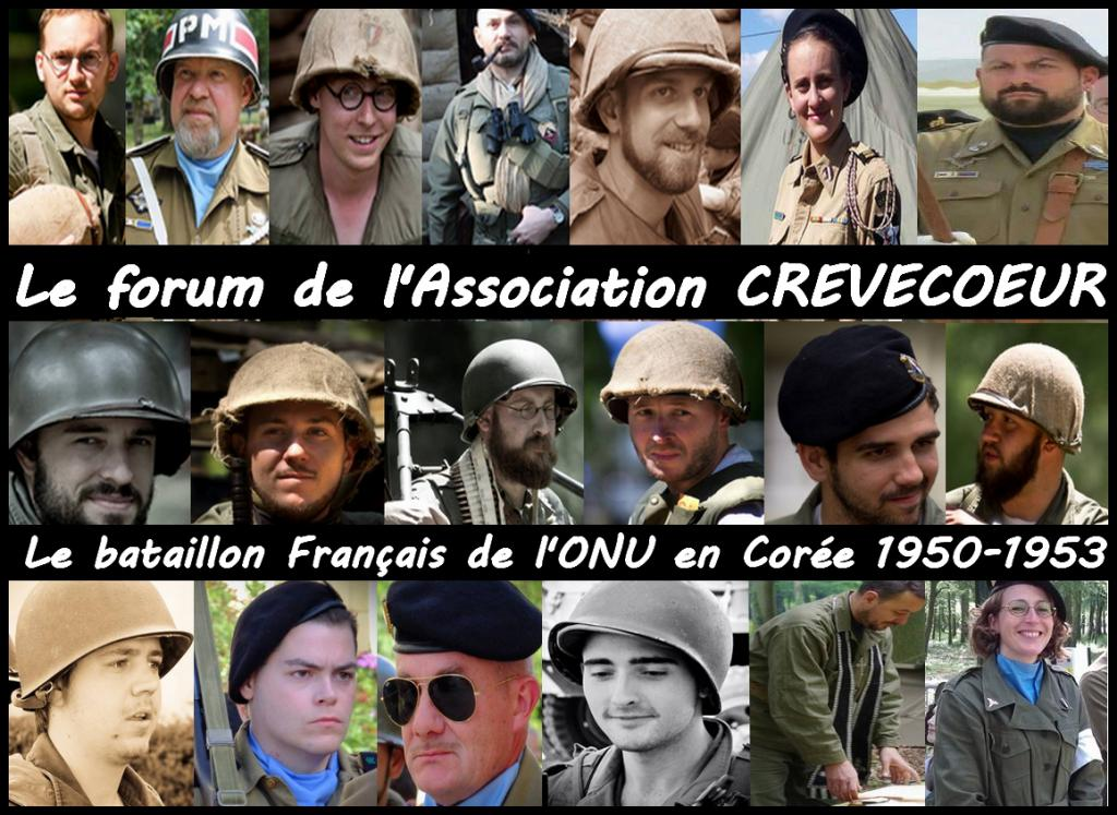 Le bataillon Français de l'ONU en Corée. 1950-1953.  French Battalion in the Korean War  Index du Forum