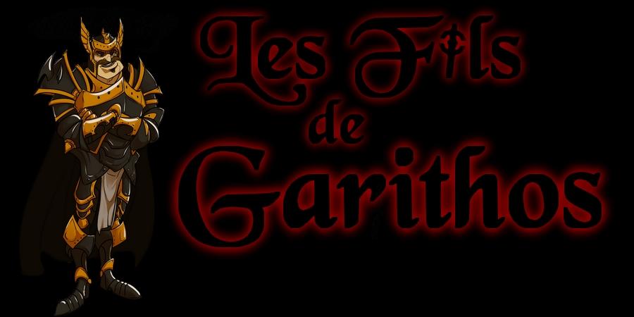 Les Fils de Garithos Forum Index
