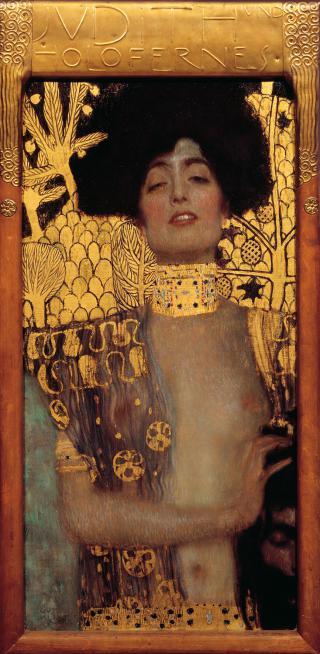 Une petite histoire par jour (La France Pittoresque) - Page 10 Klimt-judith-53e92ee