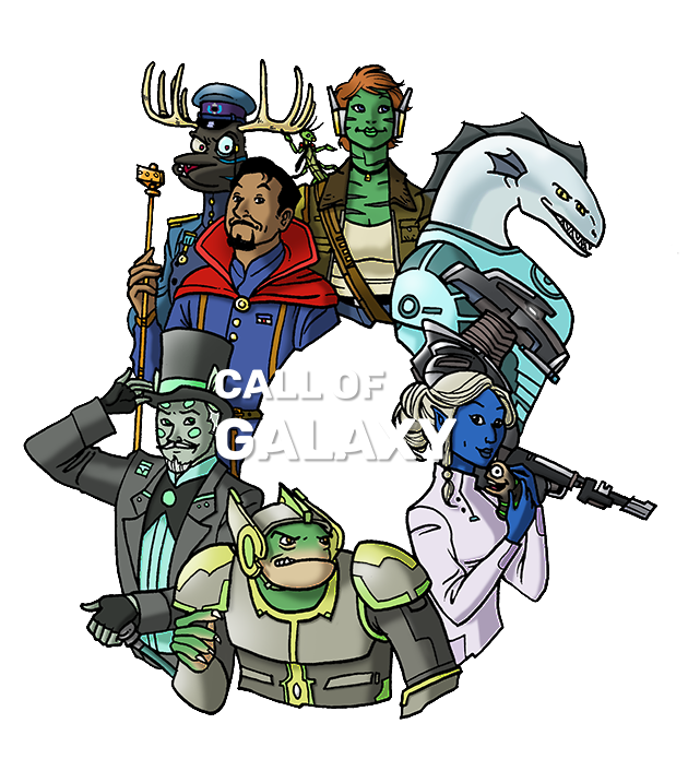 Call Of Galaxy Index du Forum