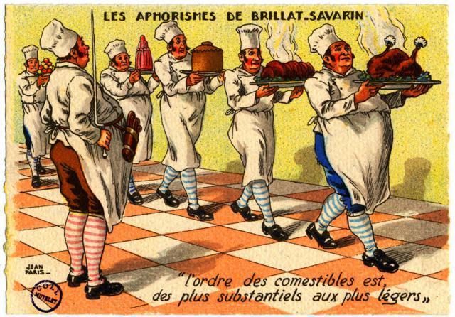 Une petite histoire par jour (La France Pittoresque) - Page 5 Gastronomie_aphor...-savarin-5439243