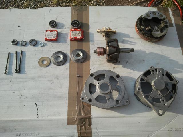 remontage moteur 2.3l V6 ford 1982 Photo0142-5231e59