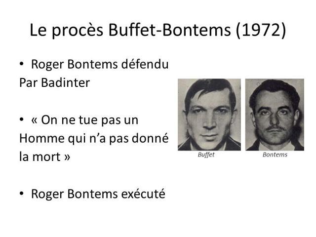 Une petite histoire par jour (La France Pittoresque) - Page 15 Le-proc-s-buffet-...ms-1972--55199b4