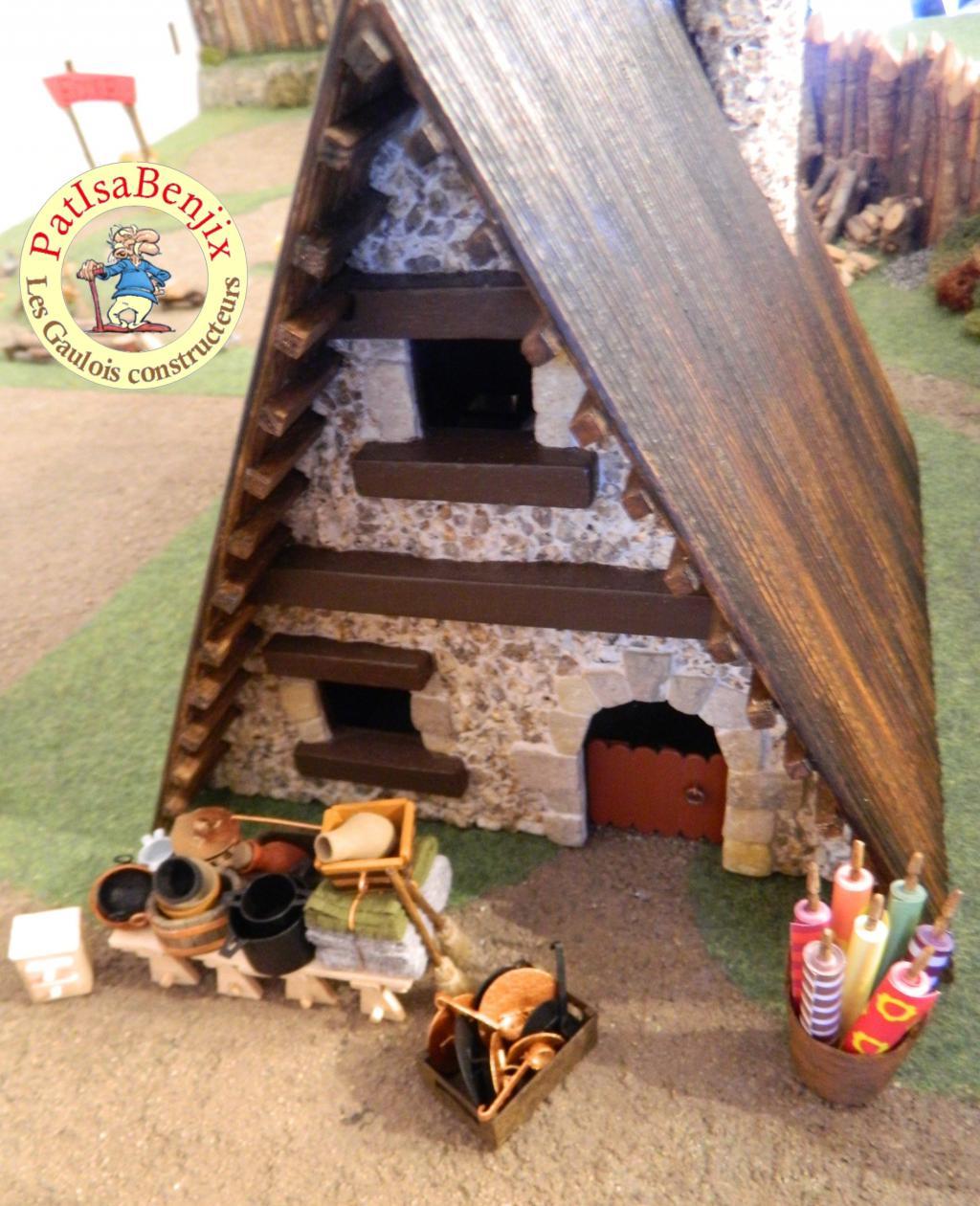 Le Village d'Astérix le Gaulois en maquette au 1/40 - Page 16 Dscn9993-49a5cea