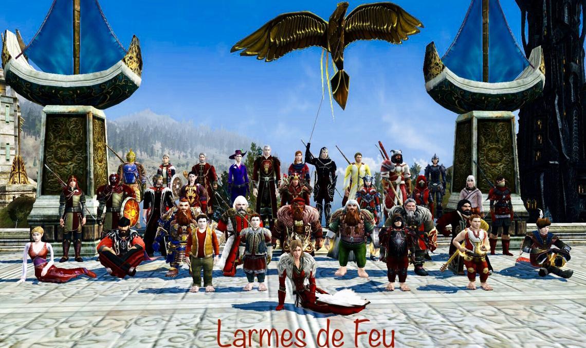Larmes De feu Forum Index