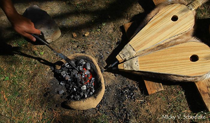 Plan Foyer De Forge : Vikings normands carolingiens aux passionnés de l