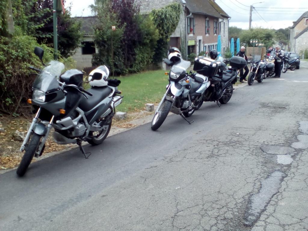 Rencontres moto