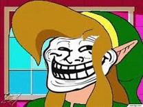Zelda Trollface