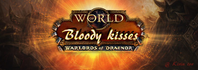 bloody kisses Index du Forum