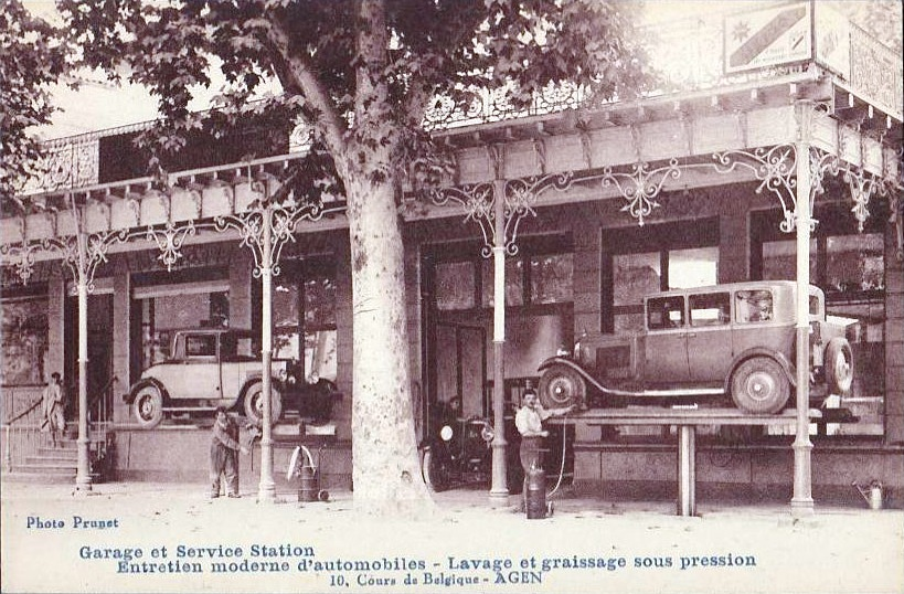 Citrowest les chevrons bretons garages concessions et for Garage citroen 42 cours de vincennes