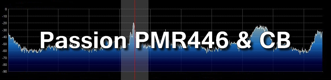Passion PMR446 & CB Index du Forum