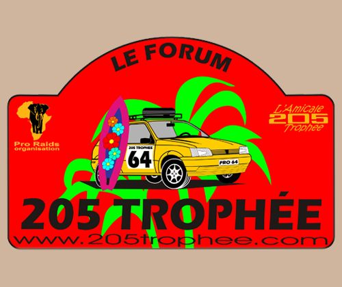Le forum du 205 Trophée Forum Index