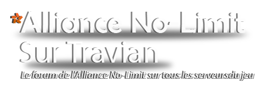 alliance no-limit Forum Index