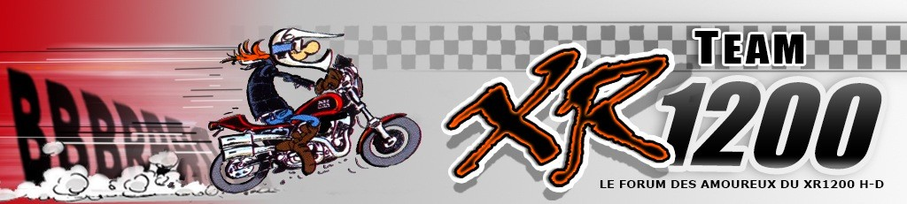 XR1200 Team Index du Forum