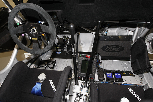 Pcshm playseats cockpits et simulateurs home made for Interieur wrc