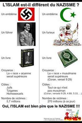 Il ne peut pas y avoir d'Islam de la France (A.M Delcambre ) - Page 4 Islam-nazi-4b3ff5b