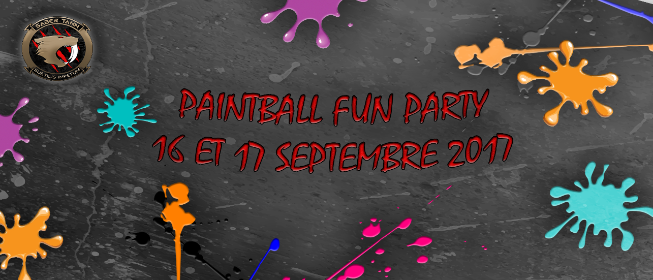 PAINTBALL Index du Forum
