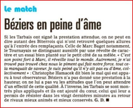 J28 Tarbes / Béziers samedi 25 avril 18h30 2-4afafa9