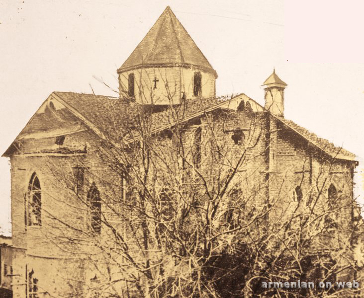 Armenian on web :: Harput Merkez, Khule köyü Surp Kevork ...