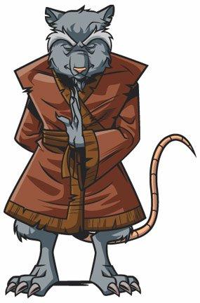 Ronin gaming logo pour bn - Maitre rat tortue ninja ...